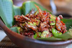 Diah Didi's Kitchen: Sambal Terasi Pete Dan Teri