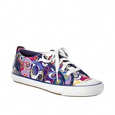 These shoes are the most comfortable  shoes out there. No one has them and are so colorful they are a must have