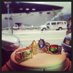 The vibrant and different colors that mother nature makes and we design into gorgeous works of art in our stunning jewelry pieces! Stop by and get your piece of treasure at #zhavericaribbeangems #ketchikan #ktn #alaska Read more at http://web.stagram.com/n/zhaveri/#MyAIq4KT9ODfZB0L.99Zhaveri @zhaveri Instagram photos   Websta