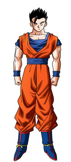 Gohan definitivo facudibuja by facudibuja db3bpcj png