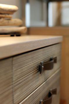 Lieblinge der Woche: wunderschöne Holzdetails, die aufgrund ihrer Strukturen und Texturen immer wieder neu und andersartig wirken. #WOWWednesday ©JOI-Design