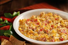 Hot 'N Spicy Corn Dip Recipe - Kraft Recipes