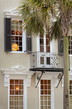 At home in the historic district - Charleston, South Carolina (USA)
