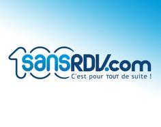 Logo 100rdv.com - 2007