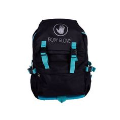 Body Glove Shark Bait and Blue 15-inch Laptop Backpack
