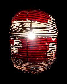 Lantern at takahata fudo japan for Raumgestaltung chinesisch