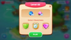 Games UI by V9-Game | GraphicRiver