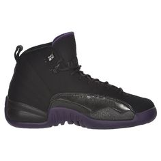 2cb8e4c7988d82 Air Jordan 12 Retro Black Grand Purple Aquamarine