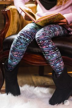 BLACK FRIDAY SALE** 20% Off All Leggings. Use Code MHOCBF14