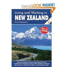 Living and Working in New Zealand: A Survival Handbook (Living & Working in New Zealand) Hampshire, New Zealand, Survival, Live, News, Travel, Viajes, Hampshire Pig, The Hampshire