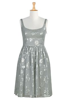 I <3 this Kayleigh dress from eShakti