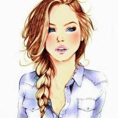 рисунок карандашом лицо девушки в профиль: 19 тыс изображений найдено в Яндекс.Картинках