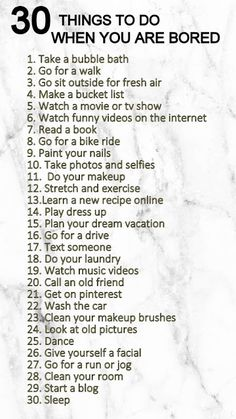 107 things to do when I feel like doing nothing and when I'm bored. Awesome money saving tips! Tired of sitting at home in front the screen? Here are over 100 things to do instead of watching tv. Things to do on the weekend and more. Things To Do At A Sleepover, Fun Sleepover Ideas, Things To Do At Home, Things To Do Alone, Stuff To Do, Random Things To Do, Sleepover Activities, Fun Things, Teen Sleepover