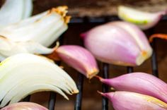 Shallots Play It Cool on the Grill - The New York Times
