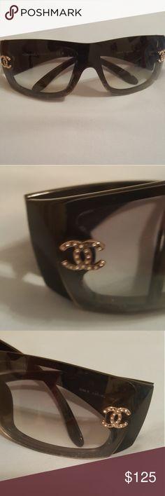 Chanel  sunglasses Black Chanel Sunglasses , Made in Italy CHANEL Accessories Sunglasses