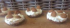 Mini kruidnoten cheescakes – Sport Foodblog