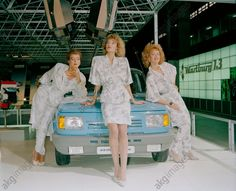 Damenmode 1986