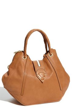 'Venezia - Medium' Leather Satchel