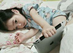 Resultado de imagem para bebes coreanos