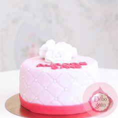 Gâteau Girly, Roses, Fleurs, Pastel, Cake, Gâteaux personnalisés, Paris, Anniversaire, Cake design, Cake shop