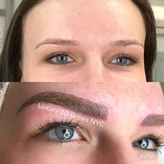 Eye Make Up, Brows, Nyc, Training, Luxury, How To Make, Eyebrows, Makeup Eyes, Eye Brows