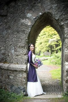 Fairytale Outdoor Tollymore Forest Wedding: Jessica & Charles