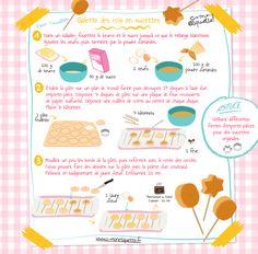 Revisitez la recette de la Galette des Rois classique en faisant des sucettes ! Notre simple et savoureuse recette plaira aux petits comme aux grands...