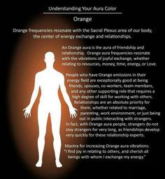 An Orange Aura