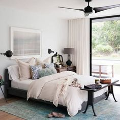 30 Beautiful & Neutral Bedroom Color Schemes