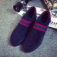 Compra Zapatos De Lona Planos De Conducción De Los Hombres -Negro online ✓  Encuentra los mejores productos Sandalias deportivas hombre Generic en Linio  ... 87abe6f049a5