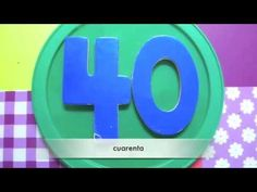 ▶ Spanish For Kids - Counting to 100 by Tens - YouTube