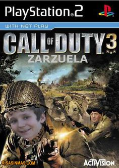 Call of Duty 3: Zarzuela  Ampliar imagen: http://bit.ly/Hzj4cJ