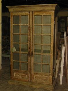 Repurposing Old Doors