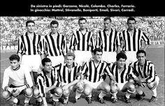 La squadra della Juventus - 1957