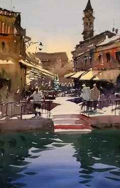 Tim Wilmot, Burano