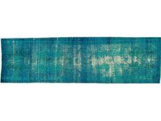 Turquoise Overdye Runner OD1801