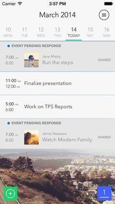CalPal calendar app