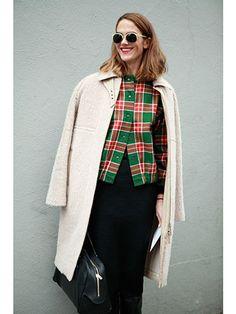 Street Style at Fall 2014 Fashion Week