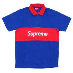 Get started on your Rugby season in style. Check out this Rugby shirt from Supreme. Check out different colors at https://streetwearport.com/collections/hoodies #Supreme #SupremeNewYork
