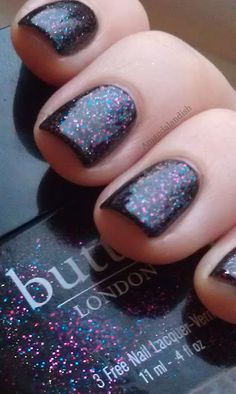 Butter London ~ The Black Knight