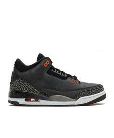 Air Jordan 3 Retro Fear Pack Nght Stdm Ttl Orng Blck Ntrl G 626967 040 Air Jordan 3, Air Jordan Shoes, Retro Shoes, Jordans, Kicks, Sneakers, Men, Shopping, Fashion