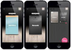 Za darmo! Brać bo warto :) Aktualizacja Note'd dla iPhone'a.