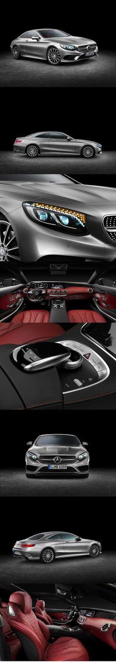 #mercedes #class #s #coupé