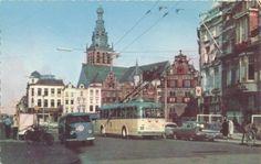 Grote Markt Nijmegen (jaartal: 1960 tot 1970) - Foto's SERC