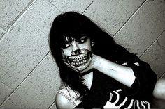 zombiehandface