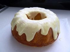 Photo of Fast Lemon and Coconut Cake