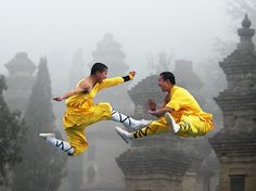 Shaolin Kung Fu, Chinese culture