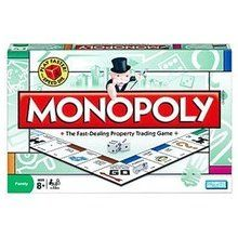 Fun fact: Monopoly was invented druing the Great Depression in 1934.