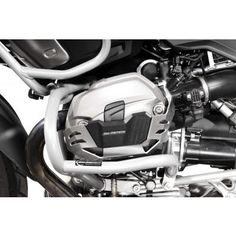 The SW-MOTECH Aluminum Cylinder Guards are designed to protect the Boxer valve covers against falls and slides. Available now at Twisted Throttle! Laser Cut Aluminum, Bmw, Female Fighter, Games