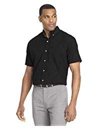 Van Heusen Mens Wrinkle Free Short Sleeve Button Down Twill Shirt Button Down Shirt Sports Mix, Workout At Work, Twill Shirt, Men's Fashion, Fashion Stores, Denim Jacket Men, Check Shirt, Street Wear, Button Down Shirt